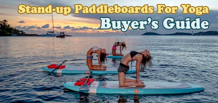 Best Inflatable Sup Stand Up Paddle Board For Yoga