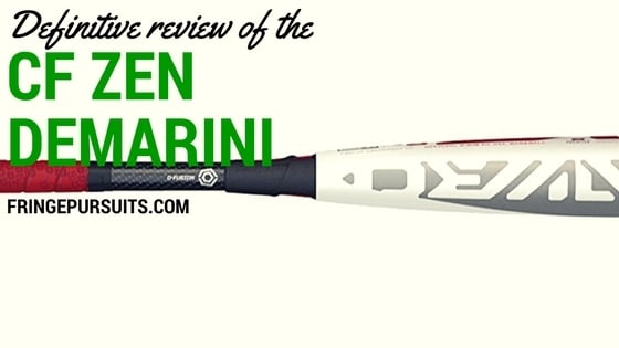 DeMarini CF Zen Balanced Youth Baseball Bat (BBCOR, DROP 5) Review