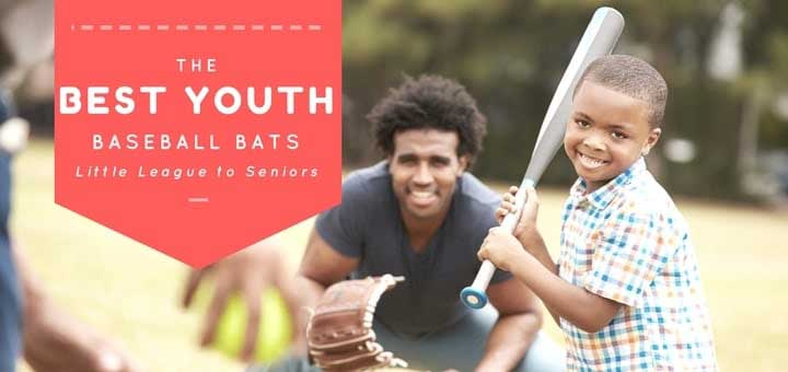 Best Youth Baseball Bats (Wood, Composite, Big Barrel) For 2018